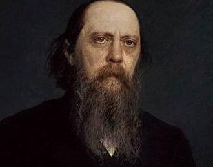 Krótka biografia: Saltykov-Szczedrin ME
