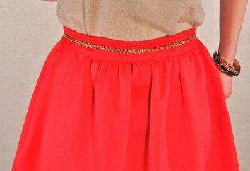 De qué ponerse falda roja: consejos y trucos