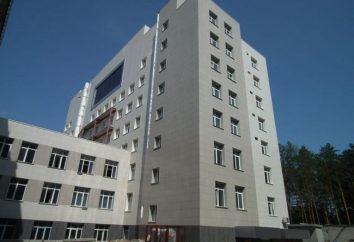 Meshalkina klinika w Nowosybirsku