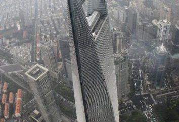 Szanghaj Świat Centrum Finansowe w Szanghaju