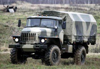 """""""43206 Ural"""". Auto """"Ural"""" e gli autobus sulla base di """"Ural"""""""