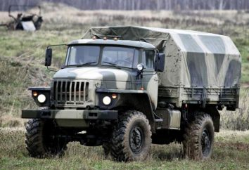 """Ural 43206"". Samochody ""Ural"" i autobusy na podstawie ""Ural"""