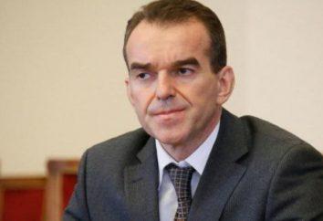 Veniamin Kondratyev, il governatore del Territorio di Krasnodar: biografia, la vita personale