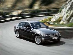 BMW 320 Series – maintenant en vogue l'austérité européenne