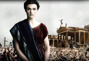 Historische Rom: Die Liste Beschreibung und Bewertungen. Filme über das alte Rom (die Liste)