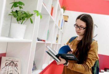Biblioteka w Moskwie: nowy wygląd znane instytucje