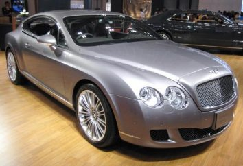 Bentley Continental GT – un luxe prude English