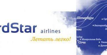 """Airline """"Northstar"""": revisión de pasajeros y empleados"""
