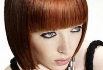 Cor de cabelo de cobre no pico da popularidade!