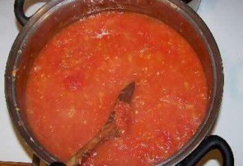 Come cucinare il ketchup dai pomodori? ricette
