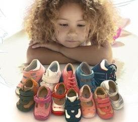"""Pierwszy zbiór dziecka – buty dla dzieci """"Min"""""""