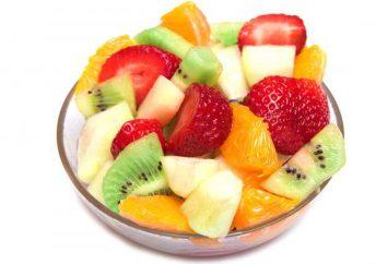 Prosta sałatka owocowa przepis ze zdjęciem