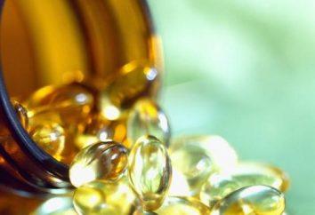 A che serve la vitamina E (istruzioni per l'uso) in capsule