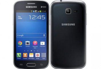 Omówienie smartphone Samsung Galaxy Gwiazd Plus