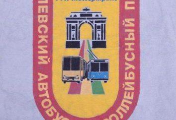 bus Filevsky et dépôt de trolleybus (Moscou): histoire, perspectives, commentaires
