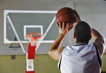 lancer franc au basket-ball: la technique des règles de base et les performances, les positions des joueurs, combien de points