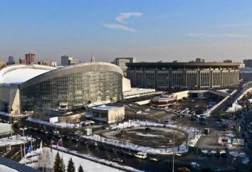 """Kompleks, który może się poszczycić Moskwa: SK """"Olympic"""". Opis i położenie stadionu"""