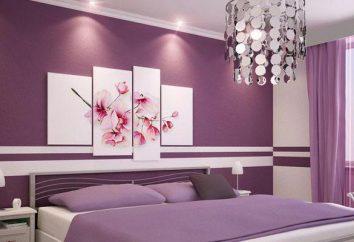 camera da letto Lilac: Foto & Design Ideas
