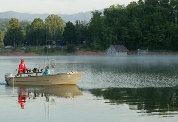Pesca in Adygea: dove andare in vacanza?