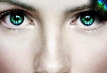 lentes de color Neo Cosmo: mirar en el alma y hiera el ojo!