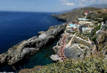 Hotel Cretan Kalypso Cretan Village Resort & Spa 4 * (Kreta, Grecja): recenzje, opisy, numery i opinie