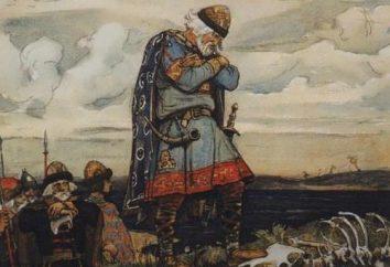 Podróż Oleg do Konstantynopola: opis, historia i konsekwencje