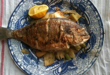 Grillowane leszcz na patelni: najlepsze przepisy kulinarne, a zwłaszcza gotowania