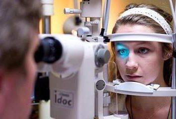 Métodos ojos biomicroscopía