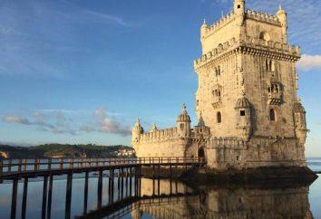 Tour de Belem au Portugal: Histoire et architecture