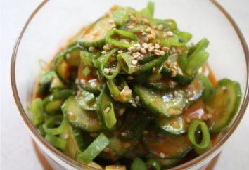 Cetrioli in coreano: la ricetta per l'inverno con la carota