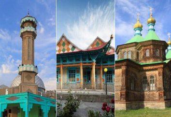 Zmiany duchowe, które Kirgistan doświadczył: religia koczowniczy