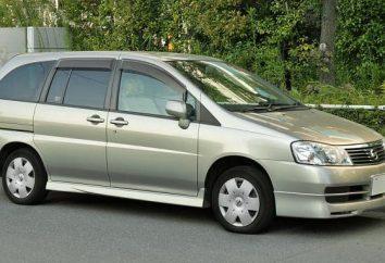 """""""Nissan Liberty"""": les photos, les spécifications techniques, la consommation de carburant"""