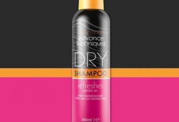 """Shampooing sec """"Avon"""": commentaires et description"""