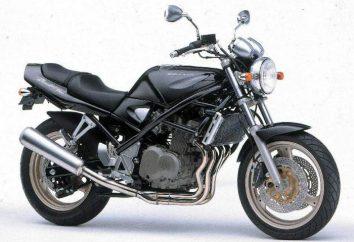 """""""Bandit"""" – motocykl dla fanów ostrego przyspieszenia"""