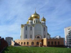 Almetyevsk diocesi di oggi