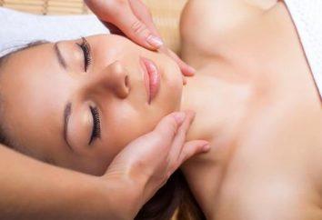 rughe massaggio del viso – un modo semplice ed efficace per mantenere la pelle giovane