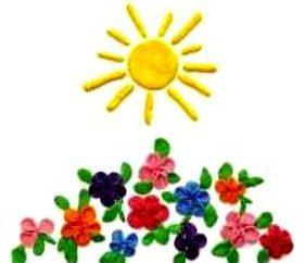 Kwiaty z plasteliny. Jak zrobić kwiat z plastelina?