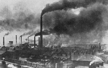O que foi característico para o desenvolvimento da indústria pós-reforma? Principais resultados da revolução industrial