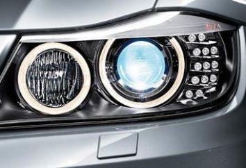 Znakowanie Światła do ksenonu. reflektorów pojazdów silnikowych
