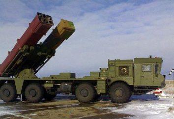 """multiplo sistema di lancio razzo """"Tornado"""": caratteristiche. """"Tornado-G"""" – sistema di razzo di lancio multiplo"""