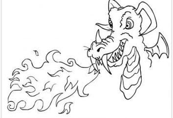 Jak narysować smoka: stworzenie unikalnych mitycznych stworzeń