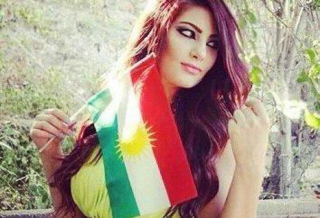 Curdo: alfabeto, sistema di scrittura, l'area e le lezioni per principianti