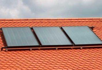 O coletor solar – um dispositivo e tipos