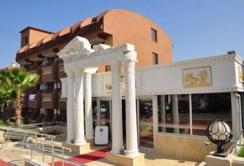 Palmiye Garden Hôtel 3 * (Turquie / Side) – photos, prix et commentaires