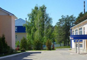 """Opis sanatorium """"Tęcza"""" (Naberezhnye Chelny)"""
