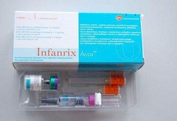 """""""Infanrix hexa"""" – szczepienia. Skład, opinie, instrukcje"""
