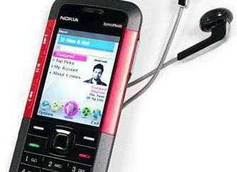 """Nokia 5310 XpressMusic"" ( ""Music Express""): charakterystyka, firmware i opinie telefonie"