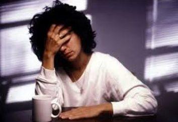 La fatigue, la léthargie, la somnolence. Quelle est la cause de cette condition?