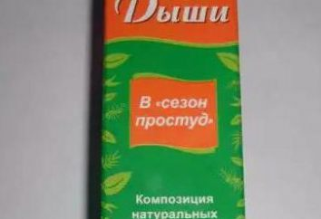 Olej oddechowy: instrukcje użycia, skład, właściwości