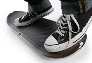 comme skate-board